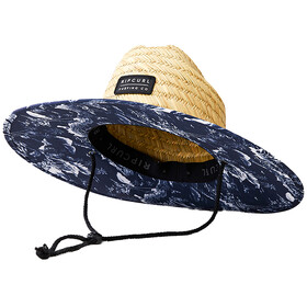 Rip Curl Mix Up Straw Hat Men, navy